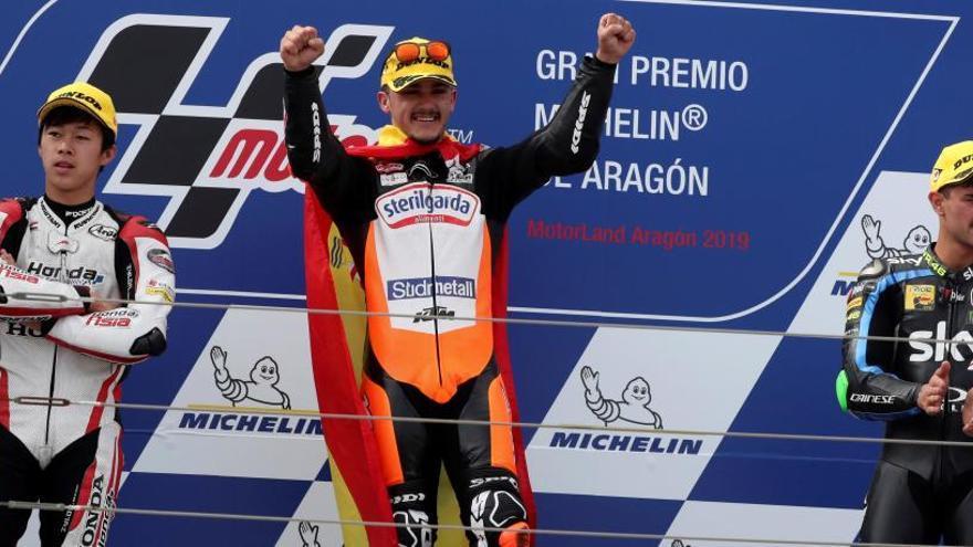 Canet guanya amb autoritat a MotorLand i estreny la lluita pel títol a Moto3