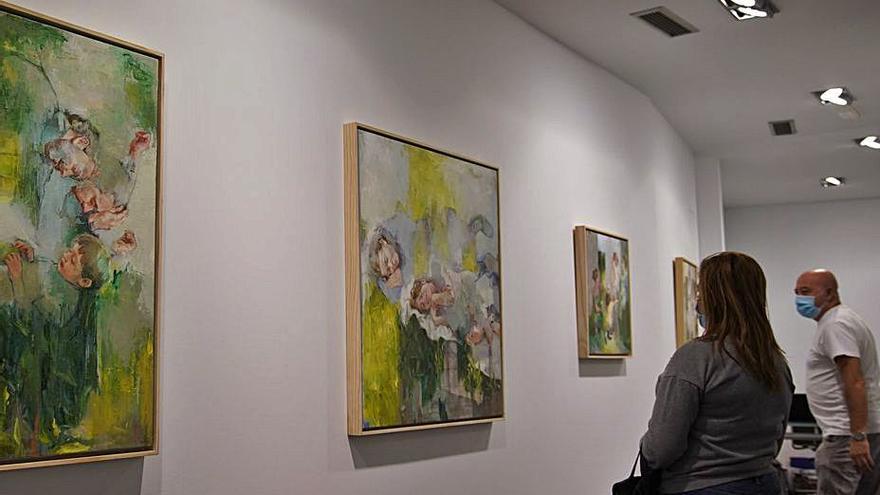 Recoletas Zamora apoya una nueva exposición en  la galería Espacio 36