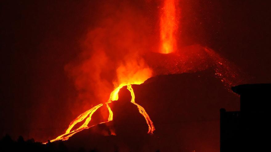 La eruptividad del volcán de la Palma, lejos de extinguirse
