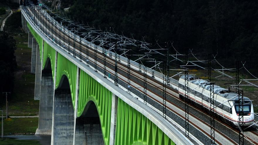 ADIF destina 4 millones de euros al mantenimiento del viaducto sobre el Ulla