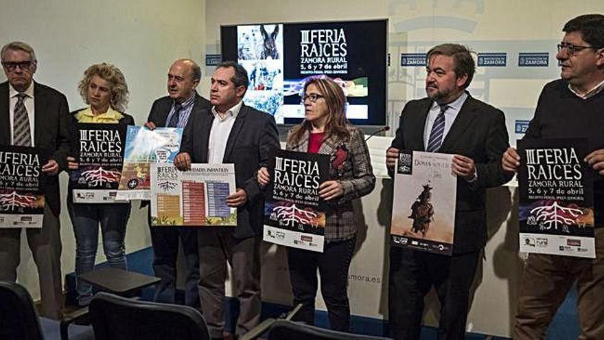 Pablo Casado llega el sábado a Zamora para hacer campaña en la Feria Raíces