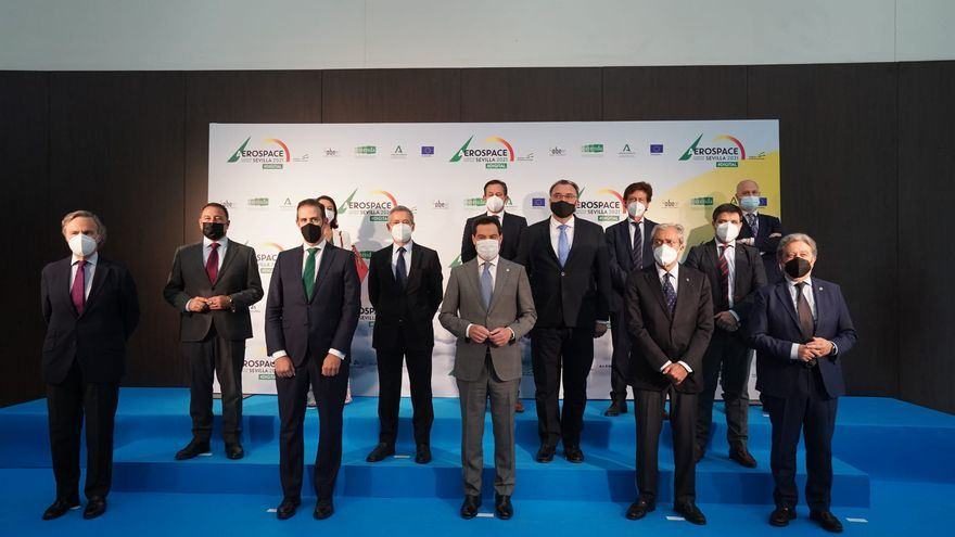 ADM Sevilla 2021 sitúa Andalucía en el centro del negocio aeronáutico internacional