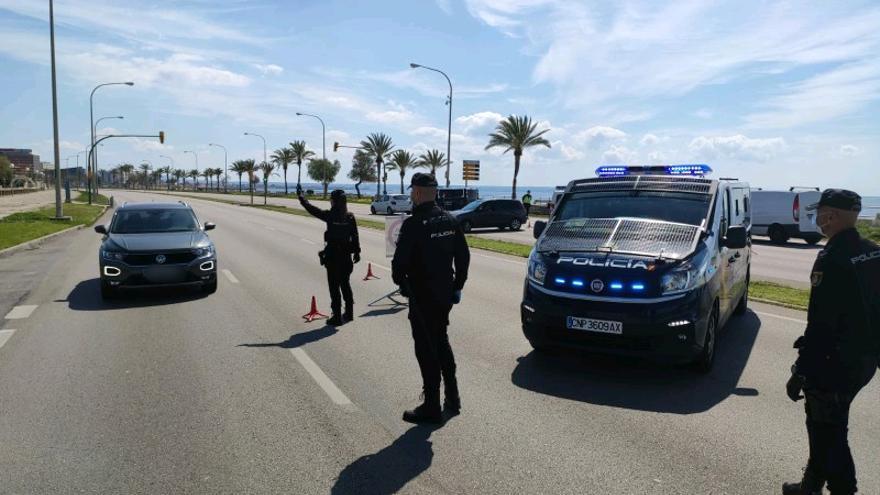 Casi cuatrocientas sanciones por infringir las medidas anticovid en Balears este fin de semana