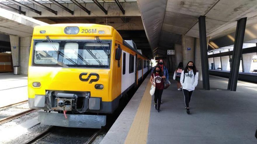 Portugal llevará el tren a las poblaciones de más de 20.000 habitantes y el AVE por Cerdedo, en estudio
