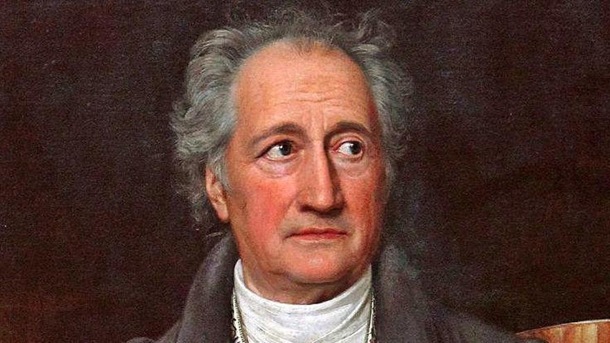 Alba recull a «Antología poética» els millors versos de Goethe