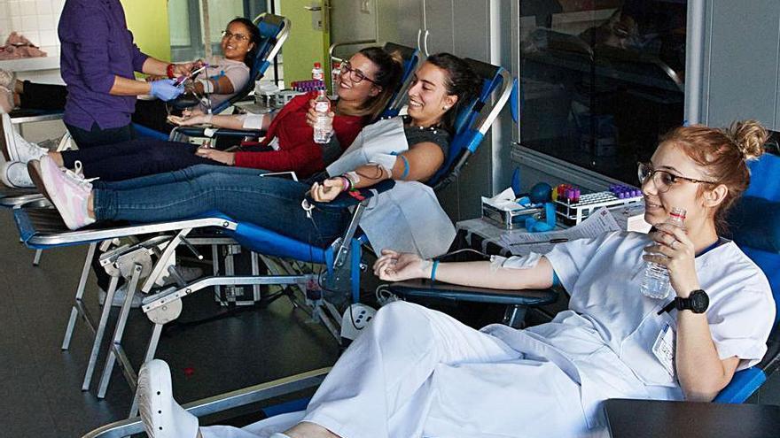 Enfermería en Zamora mantiene una demanda elevada para este año