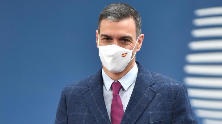 Pedro Sánchez hace balance de la reunión del Consejo Europeo