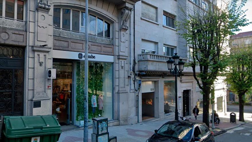 La tienda de ropa N de Nube echa la persiana en Vigo