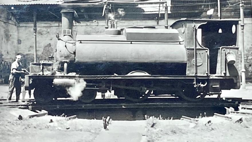Dénia pide que se protejan las dos únicas máquinas de vapor que quedan del antiguo ferrocarril a Carcaixent