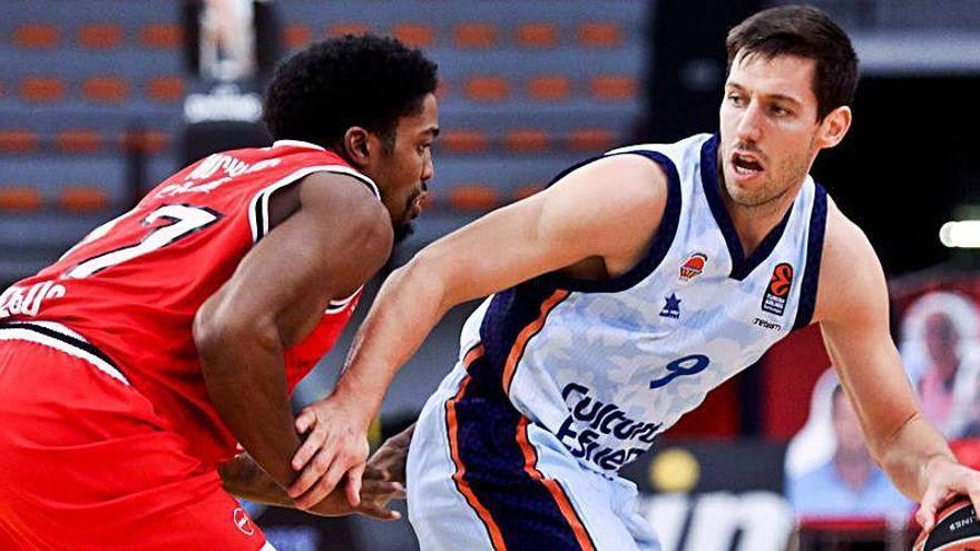 Horario y dónde ver el Estrella Roja - Valencia Basket