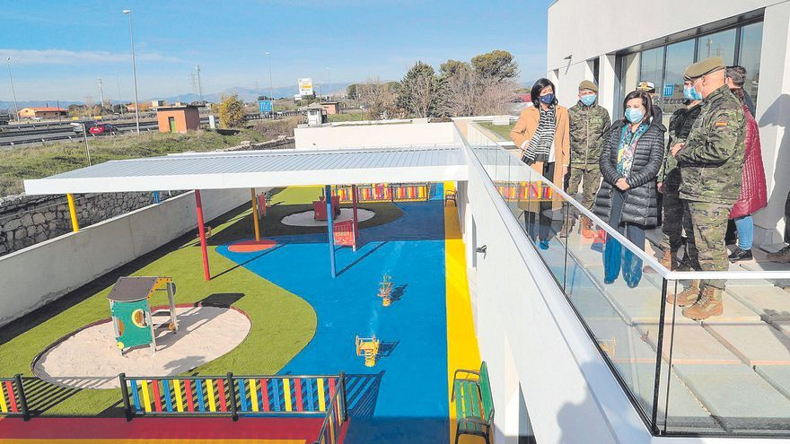 Una escuela infantil para Bernardo de Gálvez