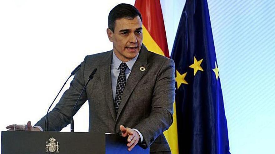 Moncloa perfila la rebaixa de la  sedició i deixa els indults per a l'estiu