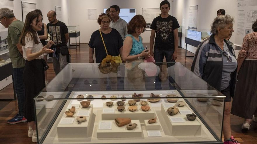 El Museo de Zamora organiza hoy una visita a la muestra dedicada a Virgilio Sevillano