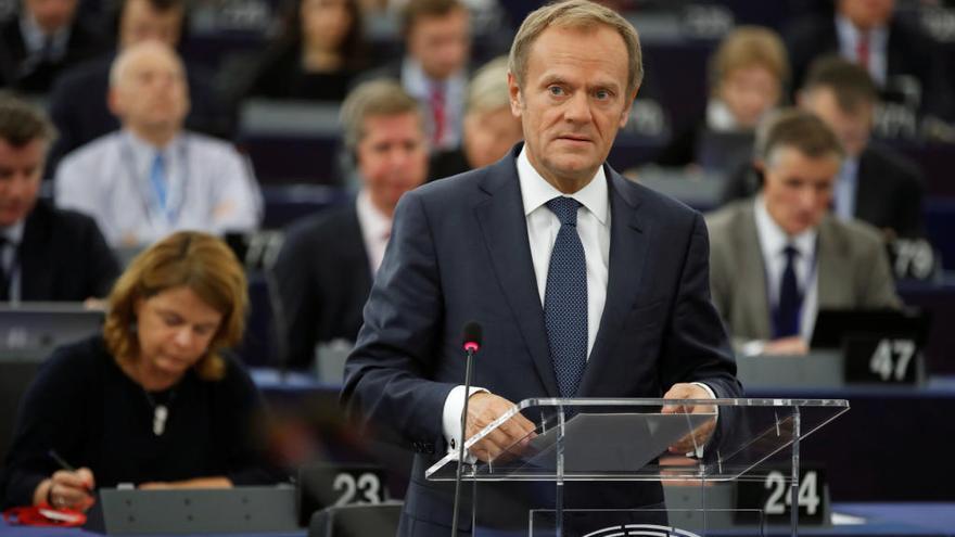 Europa y Estados Unidos muestran su apoyo al Gobierno