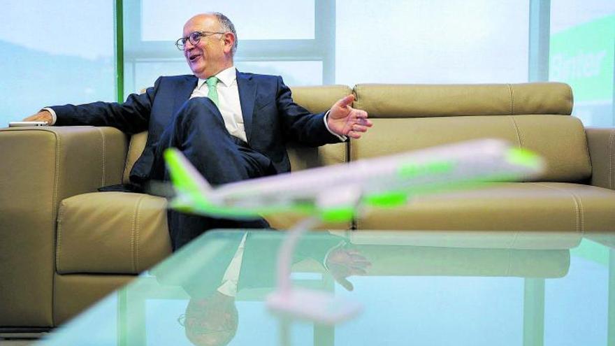 Binter recupera las operaciones al 70%  y se pone en marcha para volar a Europa