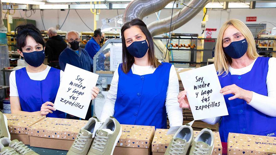 Las madres españolas que triunfan fabricando las zapatillas más cómodas del mundo