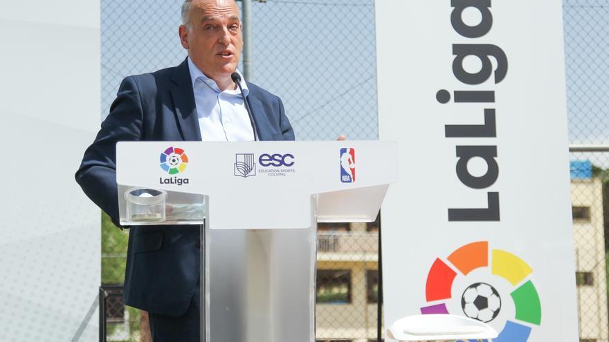 """LaLiga acude al TAS para denunciar las """"decisiones unilaterales de FIFA"""""""