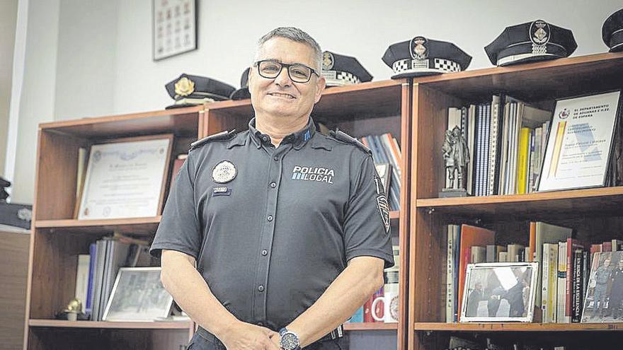 Palmario | Declarado ilegal  el complemento del exjefe Palouzié