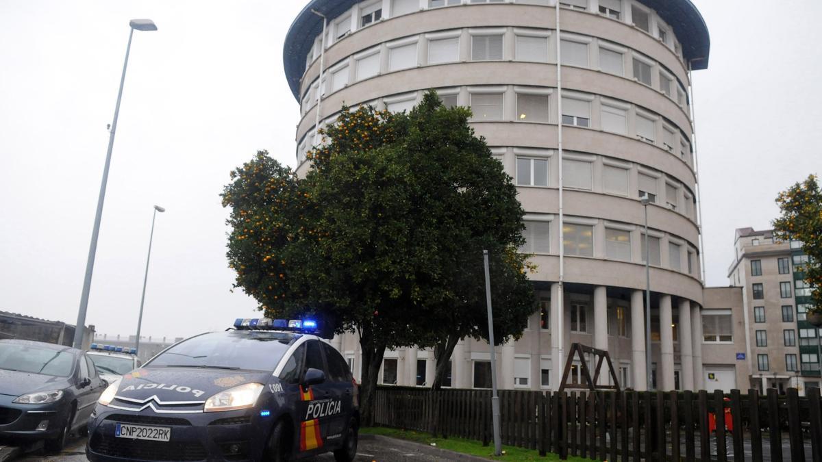 Sede judicial de A Parda