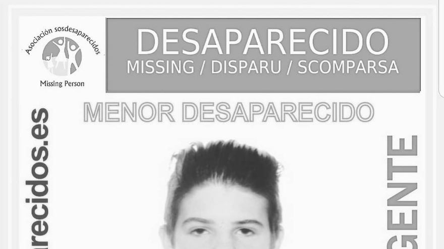 Encuentran a uno de los tres menores desaparecidos en Tenerife
