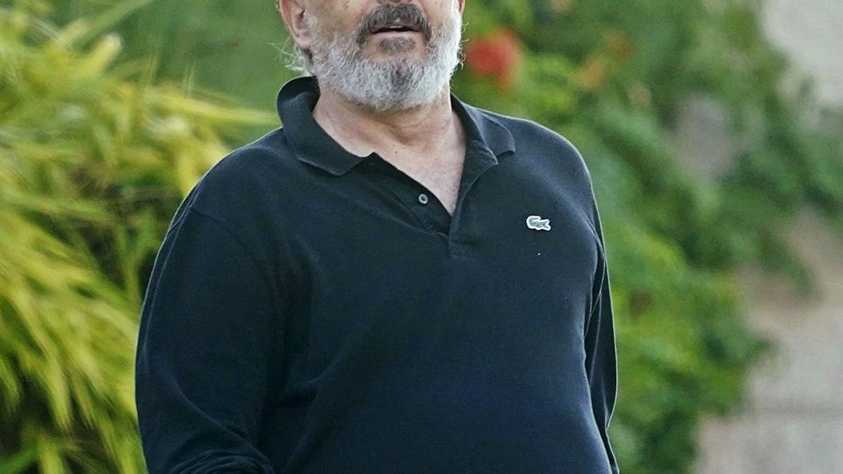 Miguel Bosé.