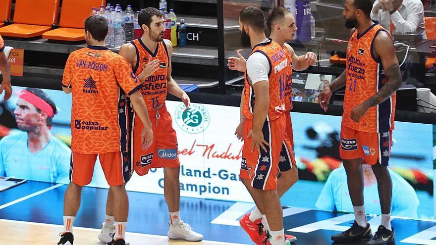 Hora de asaltar Moscú para el Valencia Basket