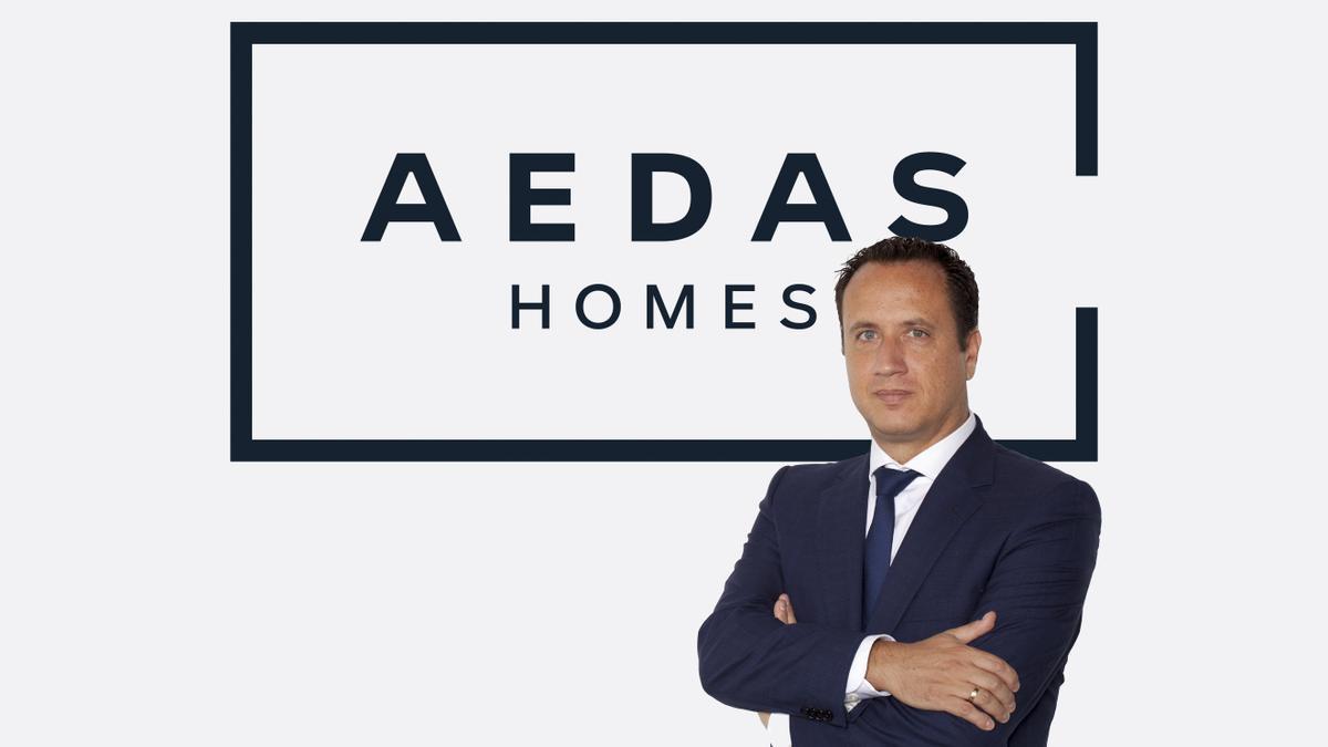 Juan López, Director Territorial de AEDAS Homes en Levante y Baleares.