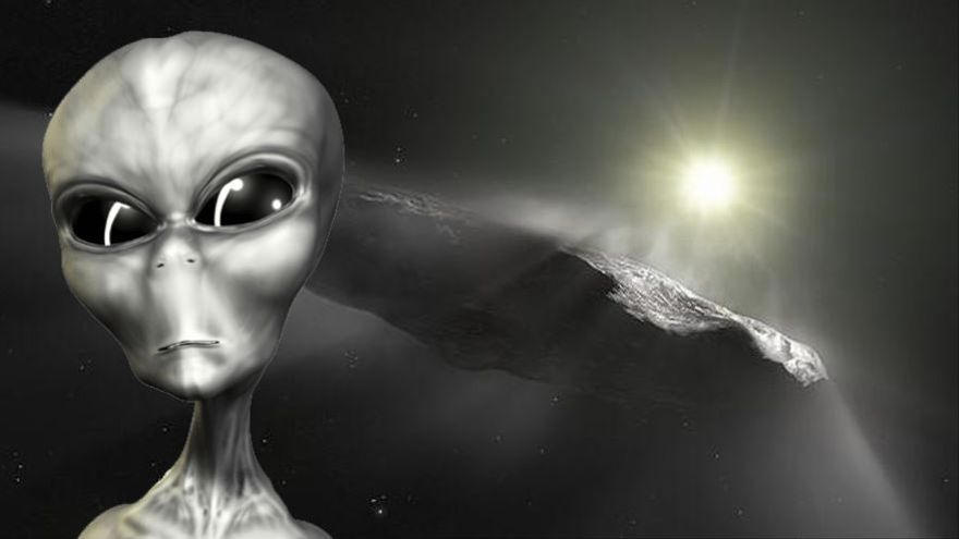 Oumuamua, ¿el primer contacto de la Humanidad con vida extraterrestre?