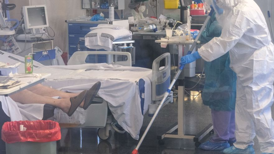 15 fallecidos y 804 nuevos contagios en tres días en el Departamento de Salud de Elda