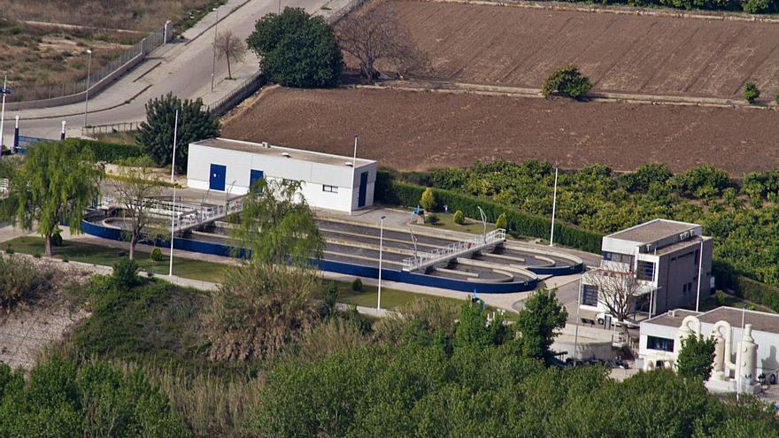 La presencia del Covid baja en las aguas residuales de Xàtiva