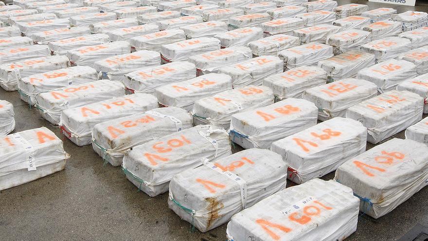 El Puerto de Vigo recibe dos toneladas de cocaína