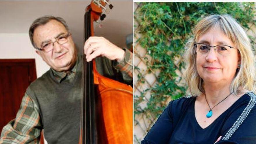 Josep Quer i Montserrat Segura, reconeguts als premis Capital de la Sardana 2021