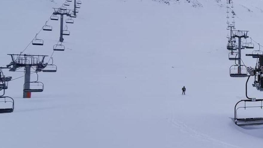 """Fuentes de Invierno aplaza una semana el """"World Snow Day"""" por las malas previsiones meteorológicas"""