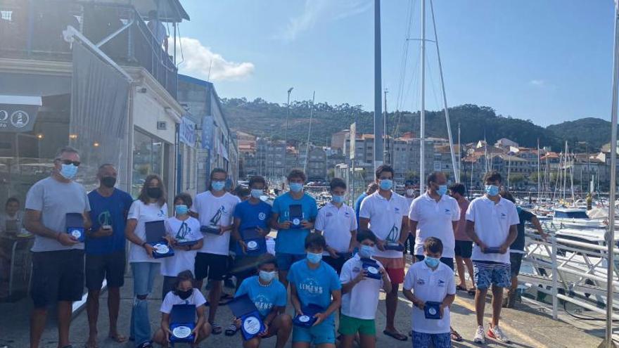 Cangas triunfa con 12 podios en el Gallego