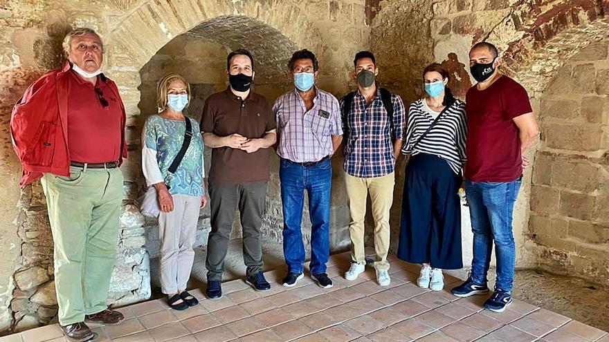 Un campus universitario divulga la arqueología y el patrimonio de Santaella