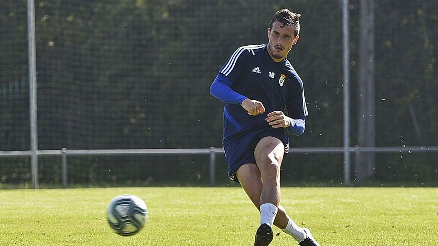 Real Oviedo: Christian se gana la renovación