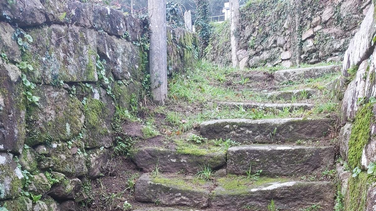 Unas escalinatas recuperadas