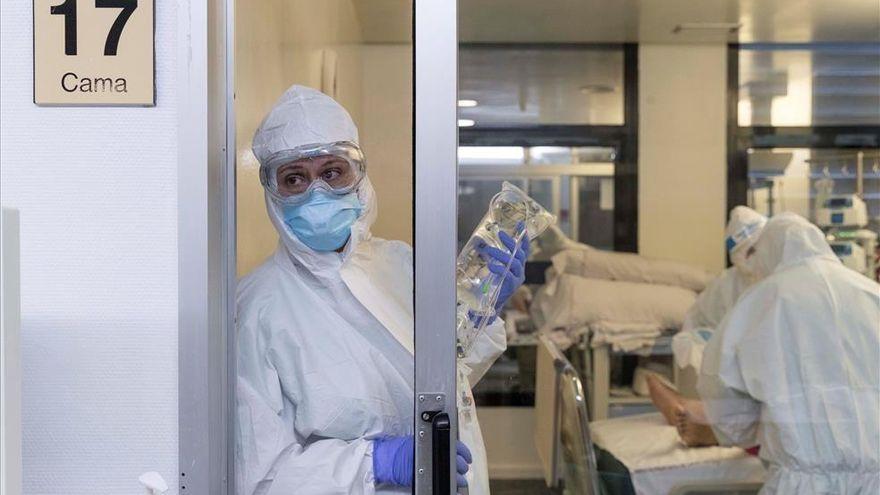 Castellón suma 38 casos y mantiene los ingresos en 56