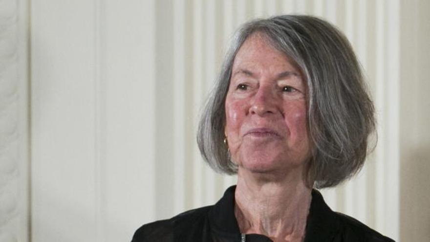 Louise Glück, premio Nobel de Literatura