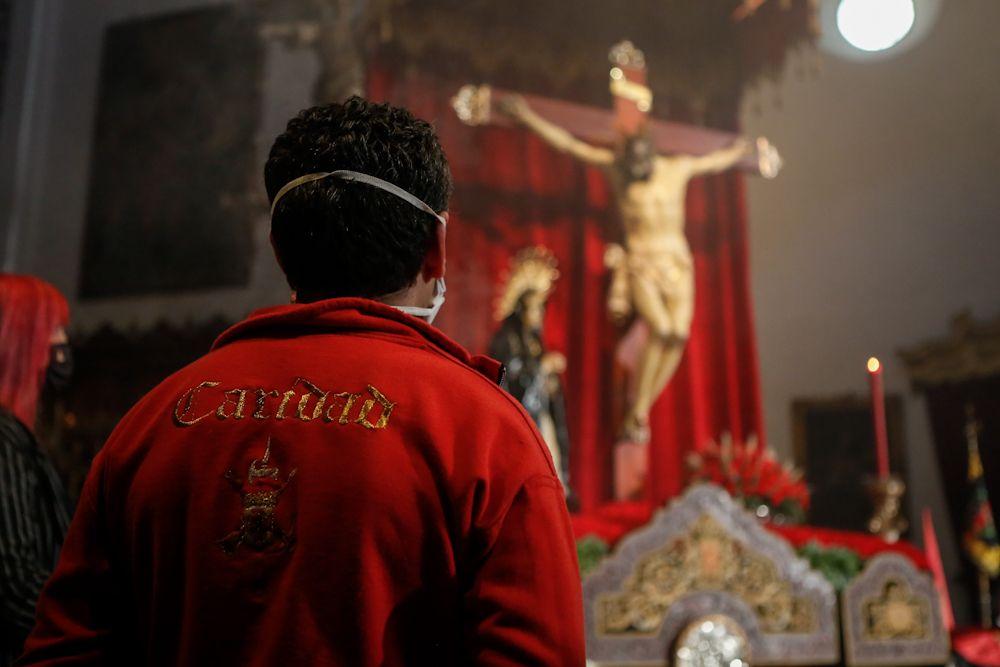 Jueves Santo. La Caridad