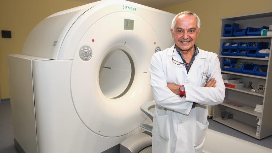El  Hospital Provincial de Castellón usa el PET TAC para descartar el alzheimer