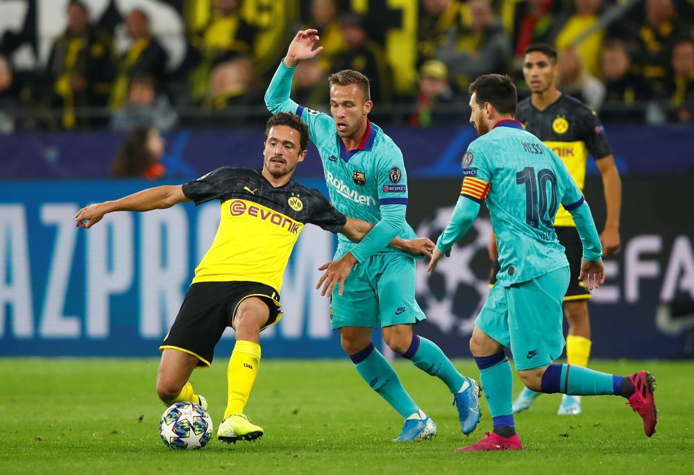 Borussia Dortmund-Barcelona