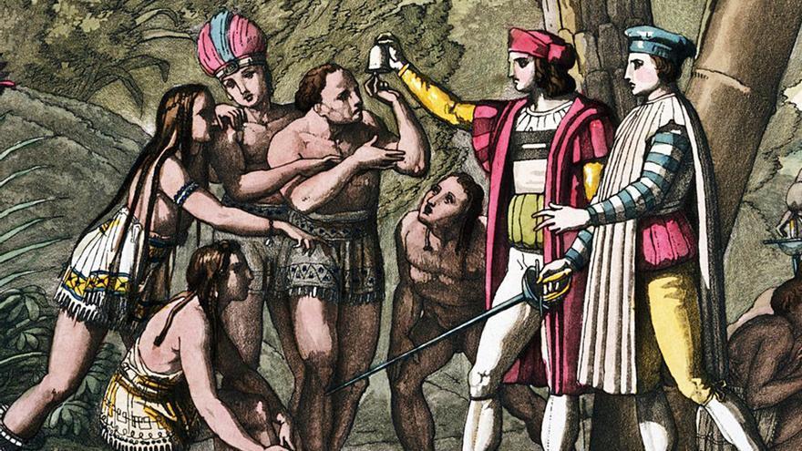 De Colón, Pinzón y la Ínsula Barataria