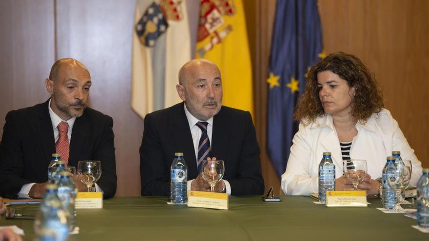 A Coruña acoge una reunión del grupo de trabajo sobre el 'Brexit'