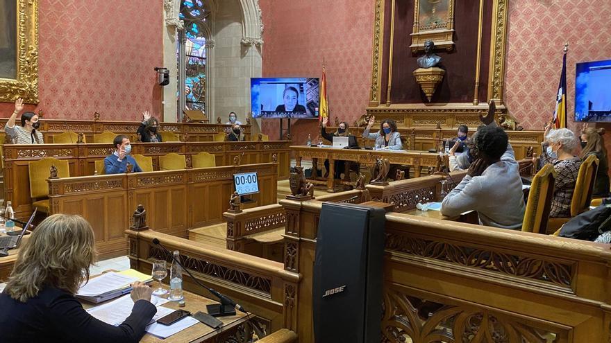 El Consell de Mallorca acordará el jueves que todos sus cargos se expresen en catalán en público