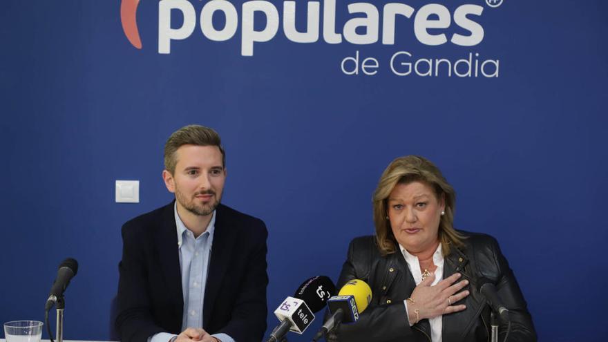Carla Ripoll se suma al proyecto de Víctor Soler para gobernar Gandia