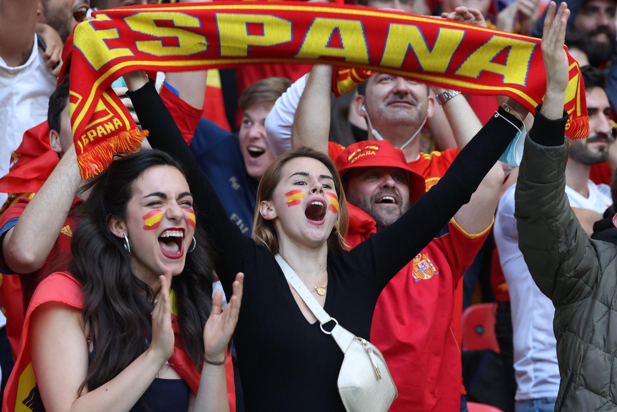 Semifinal de la Eurocopa: Italia - España