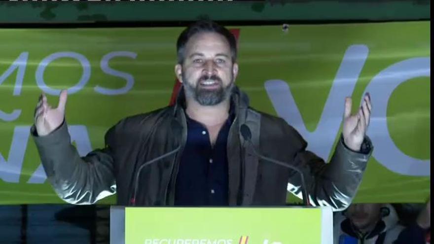 Vox llevará al conseller de Interior ante la JEC por los incidentes en sus mítines