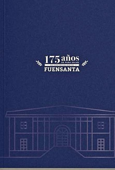 La portada del libro conmemorativo.