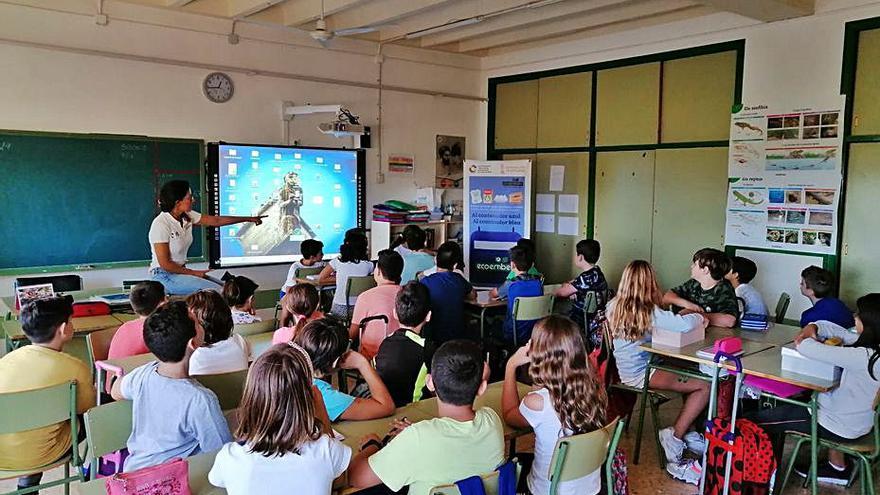 El colegio de Alfarrasí, 3º en la Olimpiada Matemática